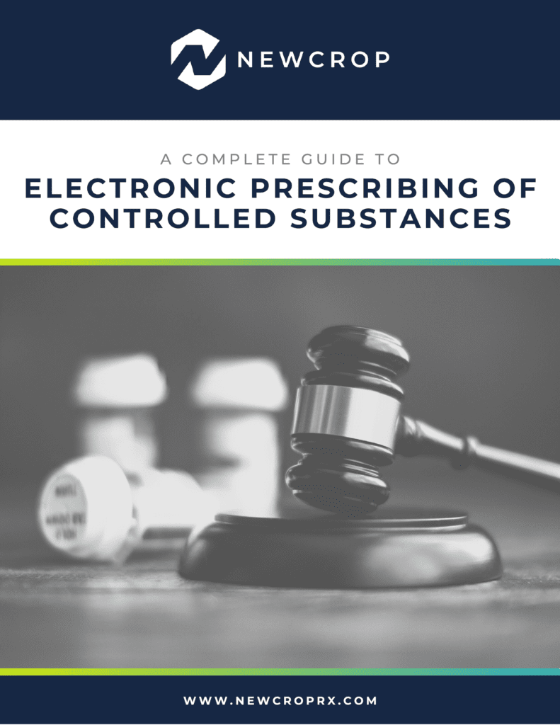 A complete guide to EPCS eprescribe free download